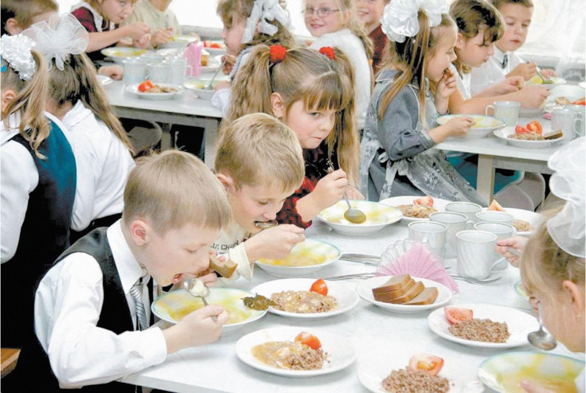 Качество школьного питания