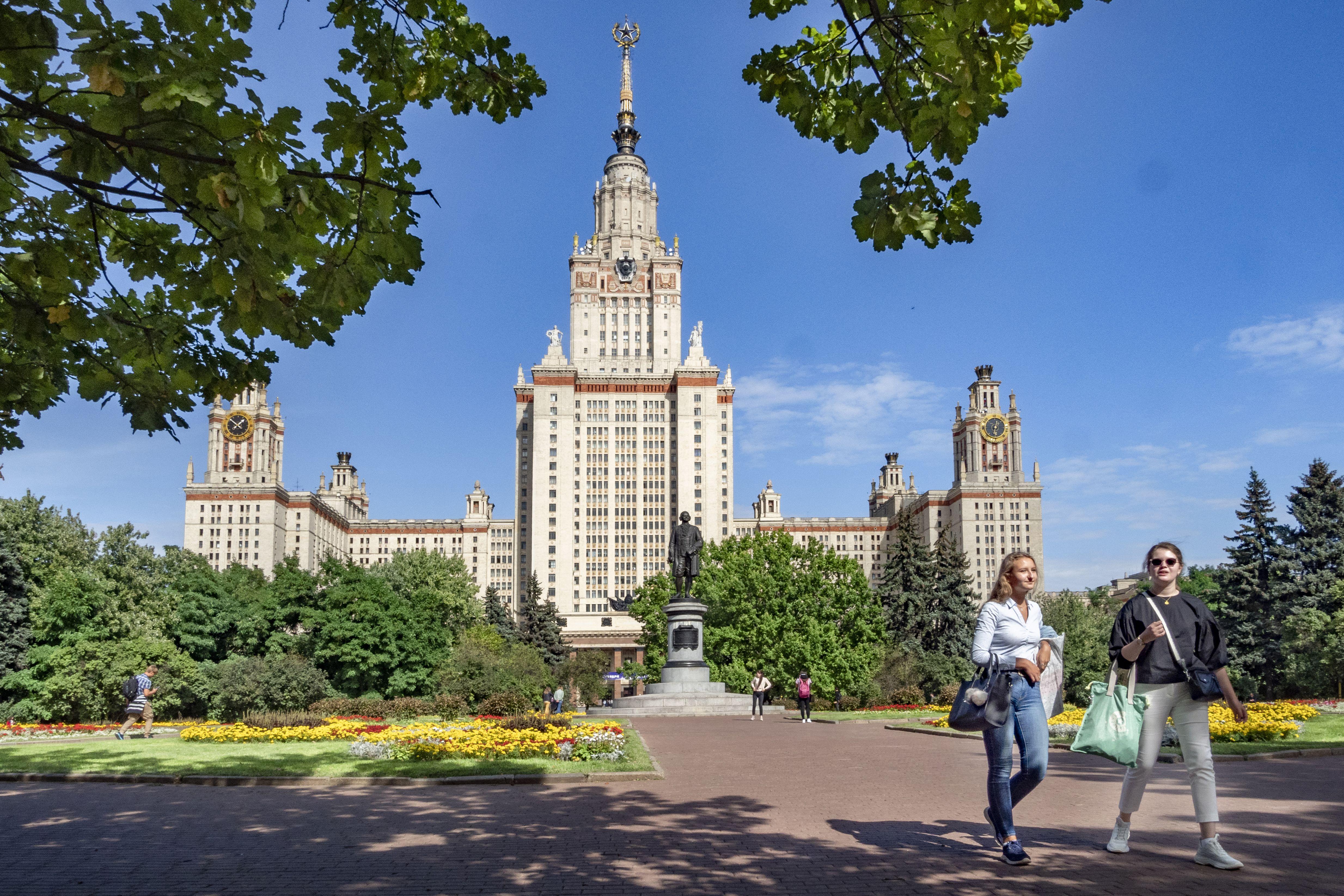 60 российских ВУЗов вошли в мировой рейтинг учебных заведений