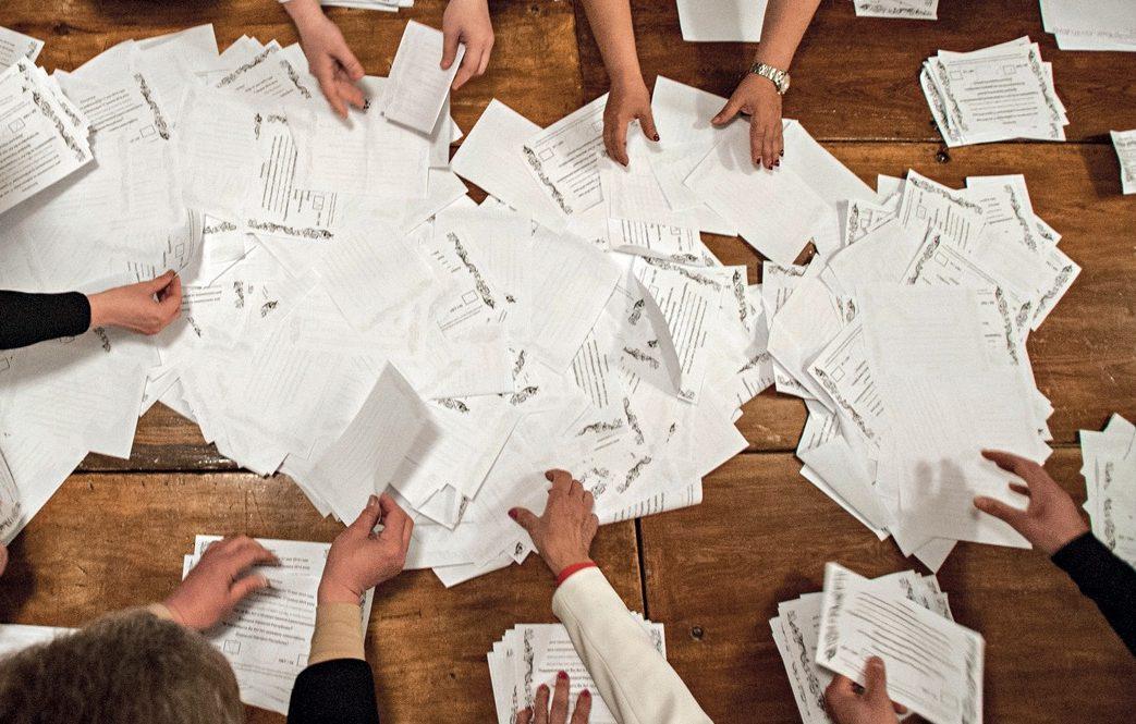 Проведен опрос учителей о необходимости отмены бумажной волокиты в учебном процессе